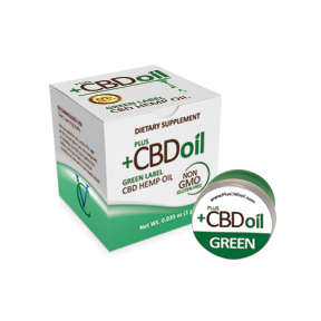 Hemp CBD Oil Green Label