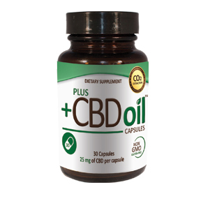 Hemp CBD Oil Capsules
