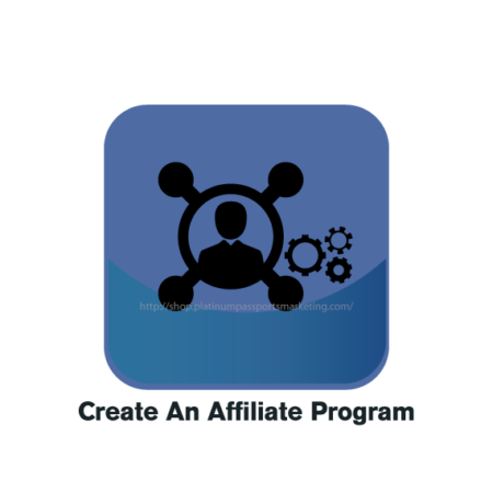 Create An Affiliate Program